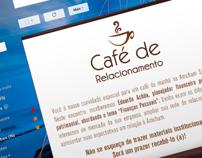 Email Marketing para o Café de Relacionamento da Amcham