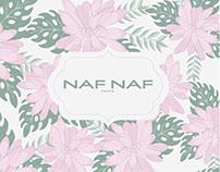 NOTEBOOK  / NAF NAF