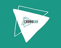 "Manual de marca ""Crowdear"""