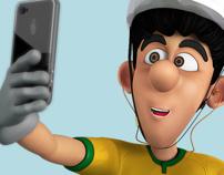 Festival of Industrial Workers 2014 - Make a selfie.