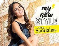 Campaña Nina Simik - Banner Publicitario
