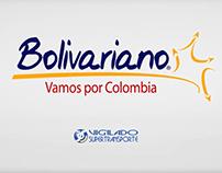BOLIVAR. COLOM-PERU