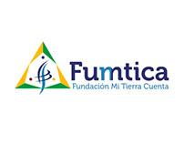 Sitio web Fundación Mi Tierra Cuenta