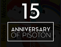 15th anniversary of Pisotón