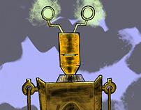 Robot guía - Guiding robot