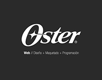 OSTER / Web