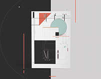Rhythm / Typeface
