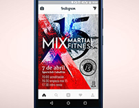 Flyer Mix Martial Fitness 15