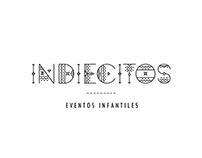 Logo & tarjetas personales - INDIECITOS