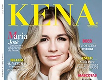 Reportaje y entrevistas hechas para Revista Kena (Mx)