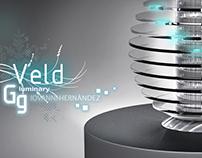 VELD lamp