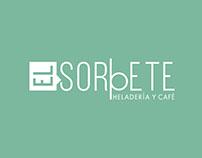 El Sorbete - Heladería y Café - Branding