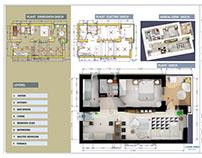 Reform Apartament Study in Habana 7 - 2016