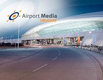 Web AirportMedia Uruguay