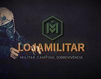 Filmagem e Edição: Abertura Loja Militar