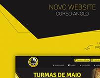 Curso Anglo - Website