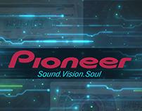 Pioner Car Radio Soun.Vision.Soul