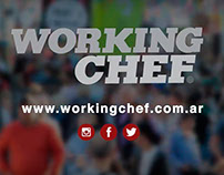 Working Chef