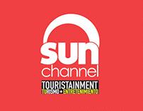 Pieza de Personalidad host Para Sun Channel