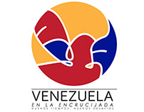 Propuesta logo Venezuela en la Encrucijada.