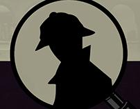 Sci-fi Book Cover: «Yo, detective»