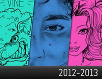 Desenhos 2012-2013