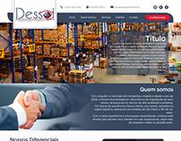 Layout Site Dessol