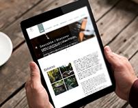 Sitio Web Endémico Spa
