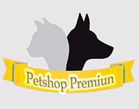 Petshop visual conception