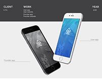 E-Fix App / Web UI