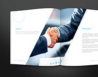 Diseño de branding e Identidad Corporativa - Solutions