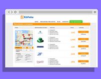 Edifalia - Web