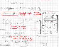 Diseño de moledora de caña, transmisión de potencia.