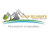 Diseño Logotipo Altos del Huife