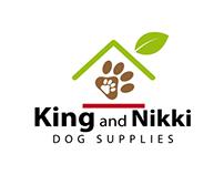 King and Nikki - Logo -