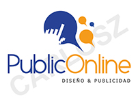 Imagotipo PublicOnline