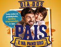 PAND'ORO - DIA DOS PAIS