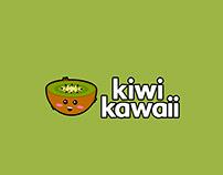 Identidad Corporativa Kiwi Kawaii