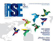 Rediseño y Diagramación de Resita RSE