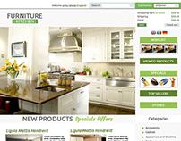 Furniture Kitchen Website