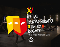Festival Iberoamericano de Teatro: Rediseño personal