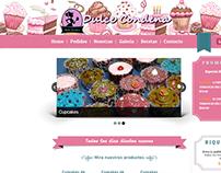 Dulce Condena - Venta de Cupcakes
