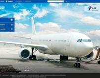 LAP  Lima Airport Partners -  Concepto
