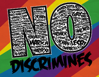 No Discrimines - Do not discriminate