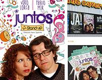 Juntos- Poster y folletos