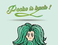 Pecko - Ilustración