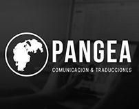 Logo & Web Design for Pangea