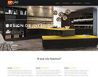 Website | Opção Móveis - Planejados