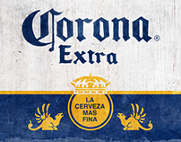 "Logo Corona ""Vintage"""
