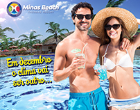 Artes para facebook - Minas Beach Thermas Resort